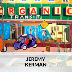 JEREMY KERMAN AT CRAVEN ALLEN GALLERY