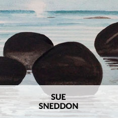 SUE SNEDDON AT CRAVEN ALLEN GALLERY