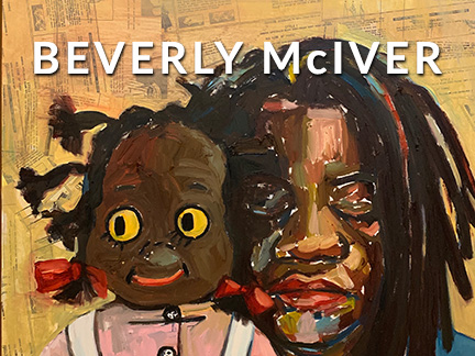 BEVERLY MCIVER AT CRAVEN ALLEN GALLERY