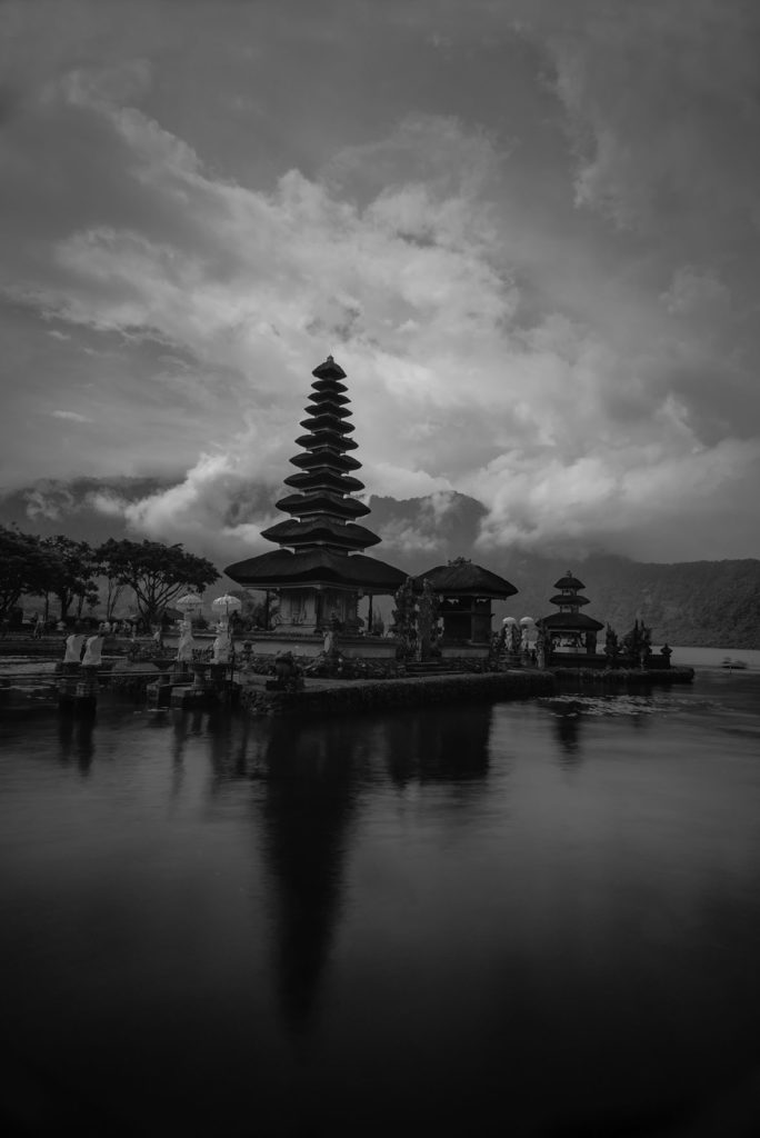 Bali Water Temple by Greg Plachta, photograph at Craven Allen Gallery