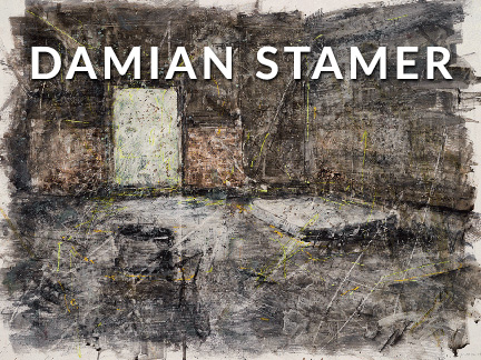 DAMIAN STAMER AT CRAVEN ALLEN GALLERY