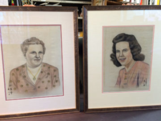 Nurre Caxton, house of frames, craven allen gallery, custom framing