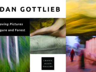 DAN GOTTLIEB: MOVING PICTURES/FIGURE AND FOREST with IRIS GOTTLIEB: ANIMAL, VEGETABLE, MANDIBLE