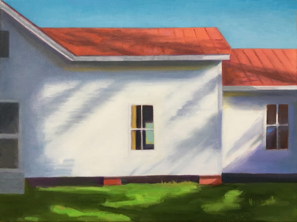 Sweet Spot by David Davenport 12X16 oil on canvas  at Craven Allen Gallery   1200