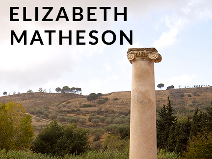 ELIZABETH MATHESON AT CRAVEN ALLEN GALLERY
