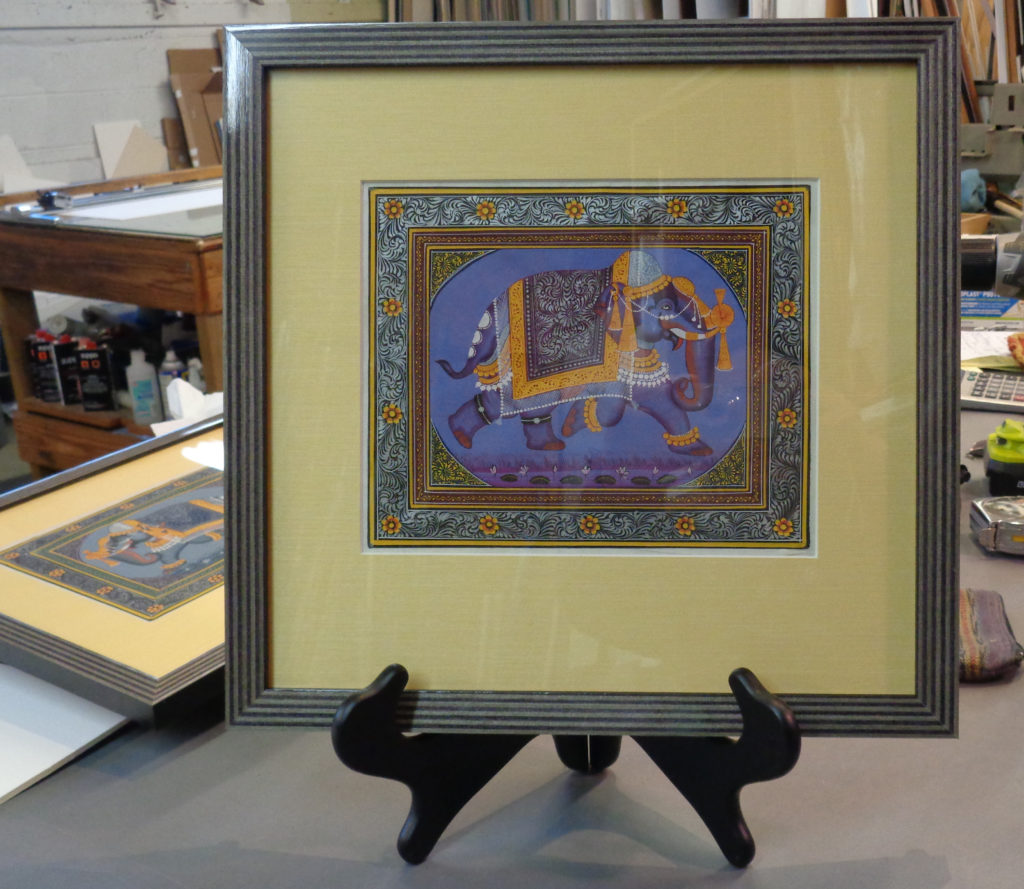 Bella Moulding, house of frames, craven allen gallery, custom framing