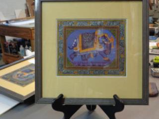 Bella Moulding, house of frames, craven allen gallery, custom framing