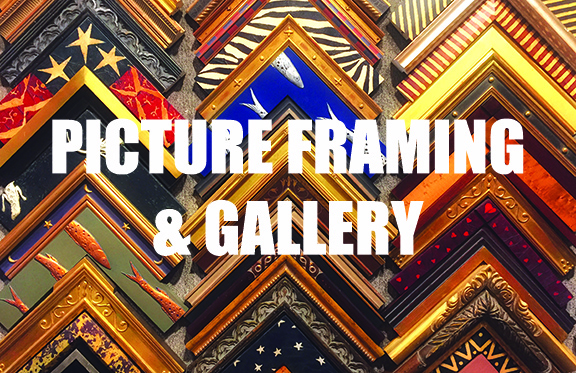 CRAVEN ALLEN GALLERY AND HOUSE OF FRAMES