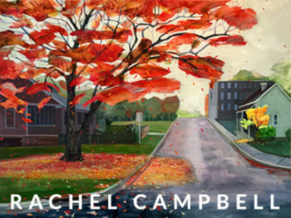 RACHEL CAMPBELL: THE FLIP SIDE OF ORDINARY at Craven Allen Gallery, Durham, NC