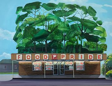 Food Pride I 30×40  by Rachel Campbell at Craven Allen Gallery