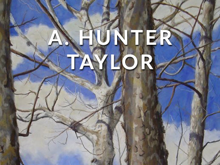 HUNTER TAYLOR at Craven Allen Gallery