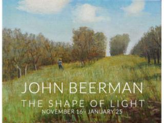JOHN BEERMAN:  THE SHAPE OF LIGHT at Craven Allen Gallery, Durham, NC