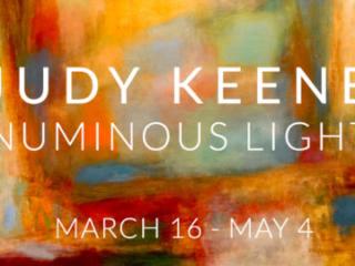 JUDY KEENE: NUMINOUS LIGHT at Craven Allen Gallery, Durham, NC