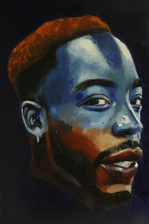 Le Frer De Nathaly by William Paul Thomas, oil on canvas, 36 x 24 at Craven Allen Gallery 4000