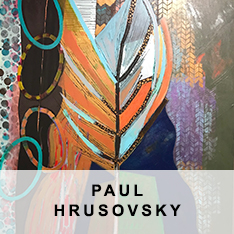 PAUL HRUSOVSKY AT CRAVEN ALLEN GALLERY