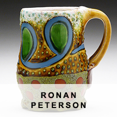 RONAN PETERSON AT CRAVEN ALLEN GALLERY
