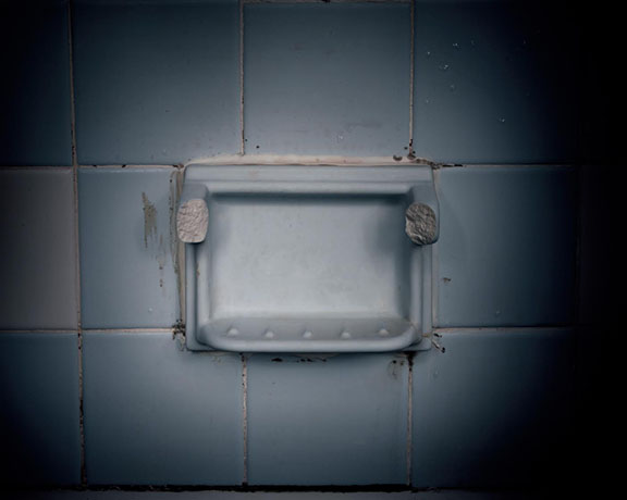 Soap Dish by MJ Sharp, photograph at Craven Allen Gallery