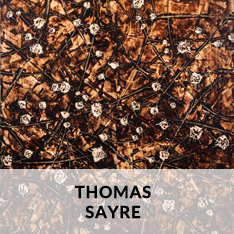 THOMAS SAYRE AT CRAVEN ALLEN GALLERY