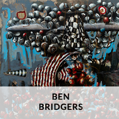 BEN BRIDGERS AT CRAVEN ALLEN GALLERY