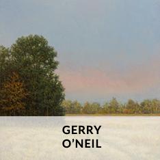 GERRY O'NEIL AT CRAVEN ALLEN GALLERY
