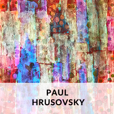 PAUL HRUSOVSKY AT CRAVEN ALLEN GALLERY
