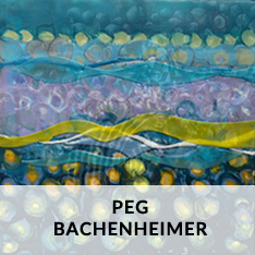 PEG BACHENHEIMER AT CRAVEN ALLEN GALLERY