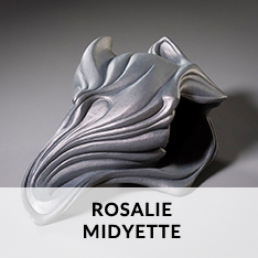 ROSALIE MIDYETTE AT CRAVEN ALLEN GALLERY