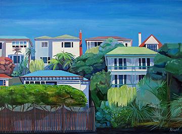 Wellington RC by Rachel Campbell at Craven Allen Gallery