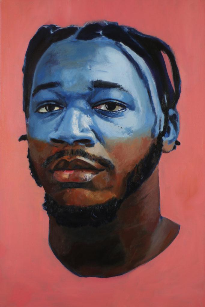 Regine's Brother by William Paul Thomas OilOnCanvas 36×24 4000