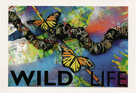 BRYANT HOLSENBECK: WILD LIFE AT CRAVEN ALLEN GALLERY