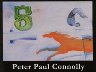 PETER PAUL CONNOLLY: HORSEPLAY AT CRAVEN ALLEN GALLERY