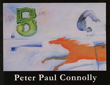 PETER PAUL CONNOLLY: HORSEPLAY