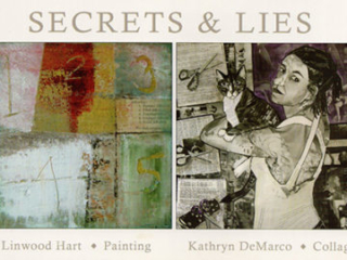 KATHRYN DEMARCO & LINWOOD HART:  SECRETS & LIES AT CRAVEN ALLEN GALLERY