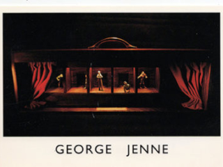GEORGE JENNE: TELL ONLY YOUR CLOSEST FRIENDS AT CRAVEN ALLEN GALLERY