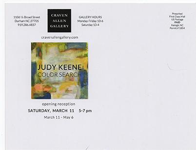 JUDY KEENE: COLORSEARCH