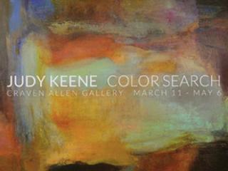 JUDY KEENE: COLORSEARCH AT CRAVEN ALLEN GALLERY