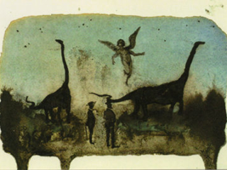 STEVE MCCLURE: POETRY UNDONE at Craven Allen Gallery, Durham