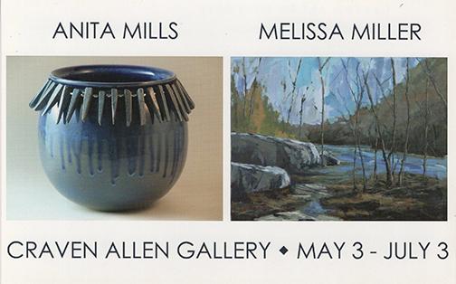 ANITA MILLS & MELISSA MILLER