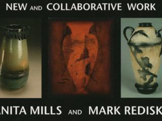 ANITA MILLS & MARK REDISKE: NEW AND COLLABORATIVE WORK AT CRAVEN ALLEN GALLERY