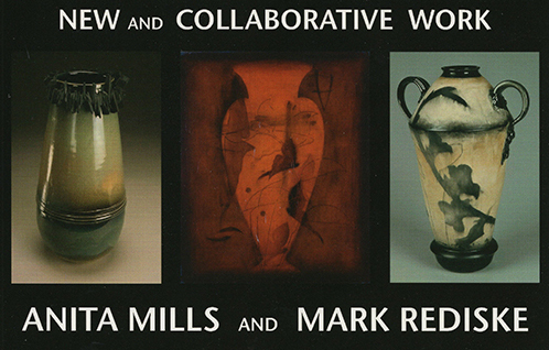 ANITA MILLS & MARK REDISKE: NEW AND COLLABORATIVE WORK AT CRAVEN ALLEN GALLERY