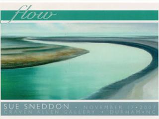 SUE SNEDDON: FLOW at Craven Allen Gallery