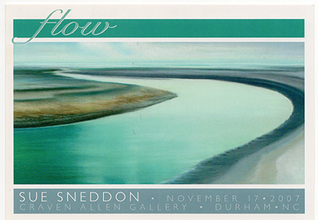 SUE SNEDDON: FLOW at Craven Allen Gallery