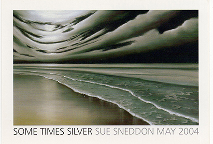 SUE SNEDDON: SOME TIMES SILVER at Craven Allen Gallery