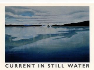 SUE SNEDDON: CURRENT IN STILL WATER at Craven Allen Gallery