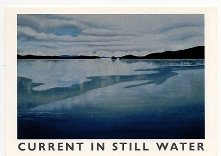 SUE SNEDDON: CURRENT IN STILL WATER at Craven Allen Gallery