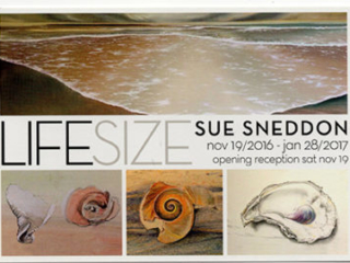 SUE SNEDDON: LIFE SIZE at Craven Allen Gallery
