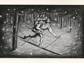 THOMAS MINOR: Meanwhile, in another part of the forest...at Craven Allen Gallery